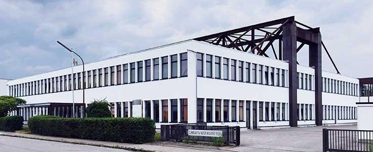 CReativ Werkstätten Firmensitz